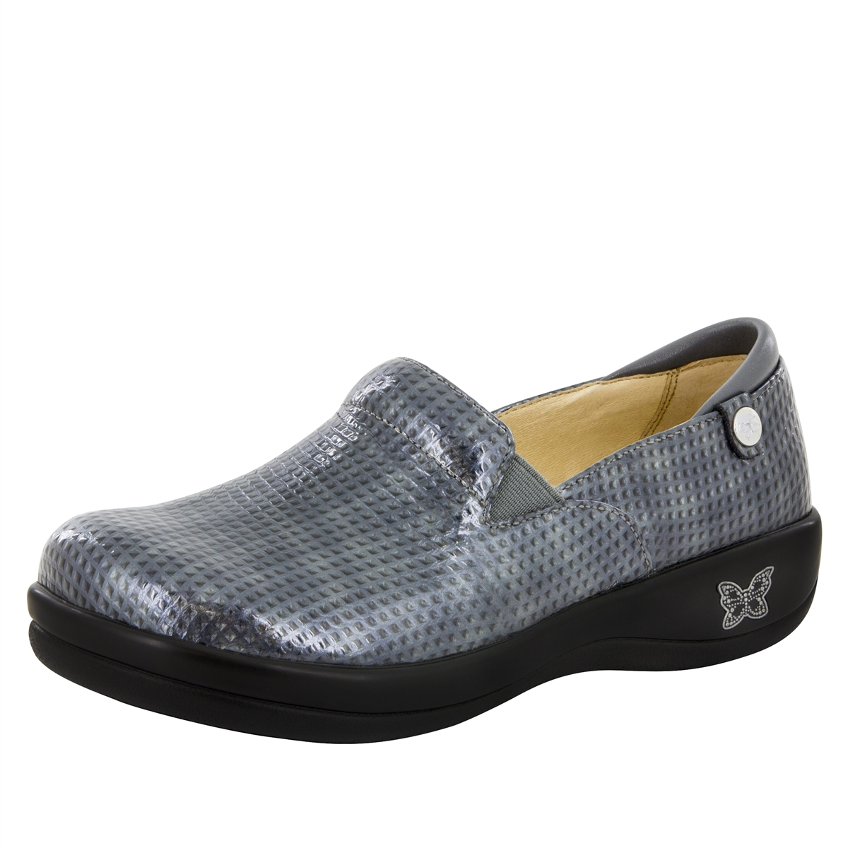 Clearance Alegria Keli Pro Chrome Cube Nursing Shoes