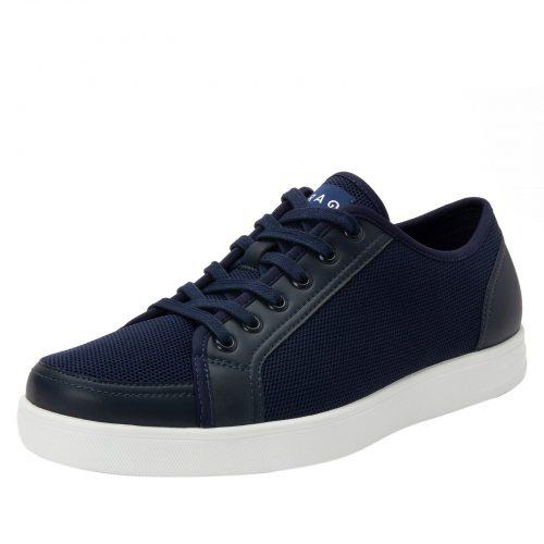 Clearance Sneaq Navy Mens