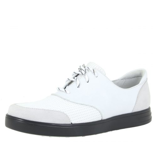 Alegria Men's Flexer White